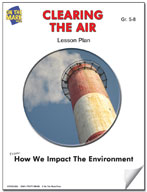 Cleaning the Air Lesson Plan