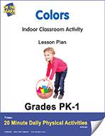 Colors Lesson Plan (eLesson eBook)