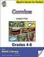 Comics Lesson Plan (eBook)