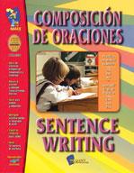 Composicion de Oraciones/Sentence Writing (Spanish/English)