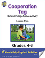Cooperation Tag Lesson Plan (eLesson eBook)