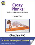 Crazy Planks Lesson Plan (eLesson eBook)
