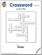 Crossword Lesson Plan