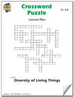 Crossword Puzzle Lesson Plan