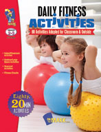 Daily Fitness Activities: Grades 2-3