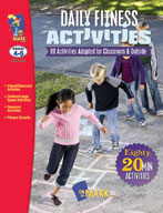 Daily Fitness Activities: Grades 4-6