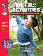Daily Fitness Activities: Grades K-1 (Enhanced eBook)