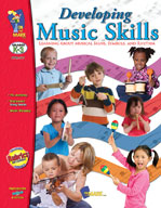 Developing Music Skills (Kindergarten - Grade 3) (Enhanced eBook)