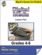 Digital Media Lesson Plan (eBook)