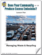 Does Your Community Produce Excess Emissions?  Lesson Plan
