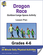 Dragon Race Lesson Plan (eLesson eBook)