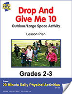 Drop And Give Me 10 Lesson Plan (eLesson eBook)