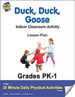 Duck, Duck, Goose Lesson Plan (eLesson eBook)