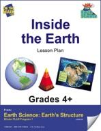 Earth Science - Inside the Earth e-lesson plan