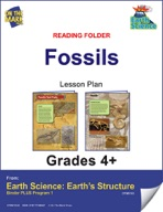 Earth Science - Reading Folder - Fossils