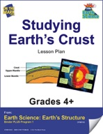 Earth Science - Studying Earth's Crust e-lesson plan