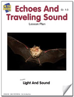 Echoes and Traveling Sound Lesson Plan