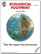 Ecological Footprint Lesson Plan