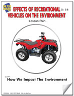 Effects of Recreational Vehicles on the Environment Lesson Plan