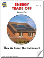 Energy Trade Off Lesson Plan