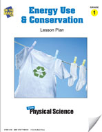 Energy Use and Conservation Lesson Plan