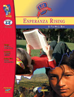 Esperanza Rising Lit Link: Novel Study Guide