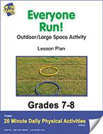Everyone Run!  Lesson Plan (eLesson eBook)