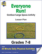 Everyone Run!  Lesson Plan (eLesson eBook)