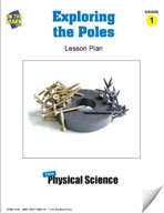 Exploring The Poles Lesson Plan