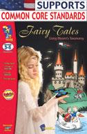 Fairy Tales using Blooms' Taxonomy: Grades 3-5 (Enhanced eBook)