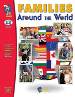 Families Around The World (Enhanced eBook)