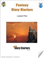 Fantasy Story Starters Grades 4-6
