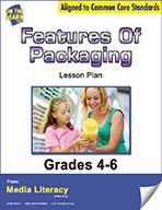 Features of Packaging Lesson Plan (eBook)