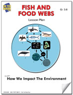Fish and Food Webs Lesson Plan