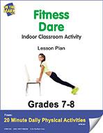 Fitness Dare Lesson Plan (eLesson eBook)
