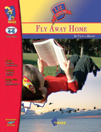 Fly Away Home Lit Link: Novel Study Guide (Enhanced eBook)