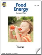 Food Energy Lesson Plan