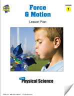 Force And Motion Lesson Plan