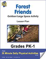 Forest Friends Lesson Plan (eLesson eBook)