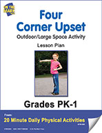 Four Corner Upset Lesson Plan (eLesson eBook)