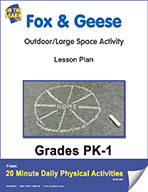 Fox and Geese Lesson Plan (eLesson eBook)