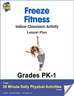 Freeze Fitness Lesson Plan (eLesson eBook)
