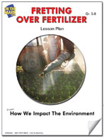 Fretting Over Fertilizer Lesson Plan