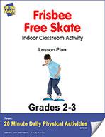 Frisbee Free Skate Lesson Plan (eLesson eBook)