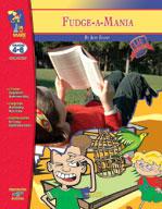 Fudge-A-Mania Lit Link [Novel Study Guide] Grades 4-6