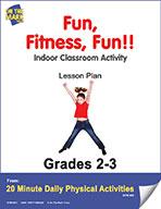 Fun, Fitness, Fun!! Lesson Plan (eLesson eBook)
