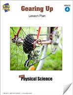 Gearing Up Lesson Plan