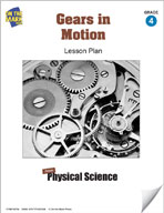 Gears In Motion Lesson Plan