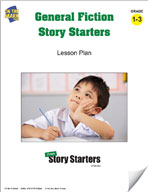 General Fiction Story Starters Grades 1-3