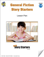 General Fiction Story Starters Grades 4-6